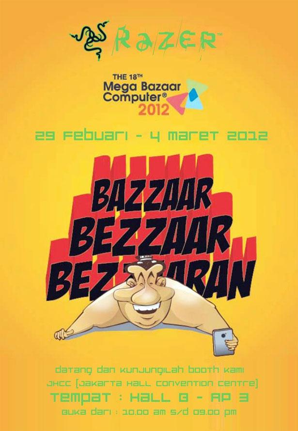 Bazaar Mega Komputer