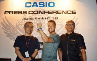 Casio Luncurkan Special Edition G-SHOCK 'Dash Berlin'