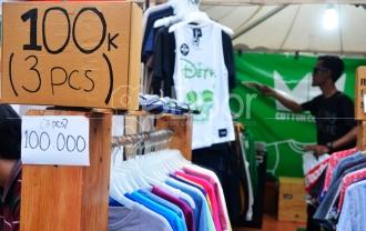 JakCloth Kembali Boyong 500 Musisi Dan 360 Brand Lokal