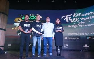 JOOX Hadirkan Pengalaman Musik Berkualitas Secara Gratis