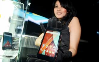 Journey 1, Smartphone Teranyar Keluaran Nexian