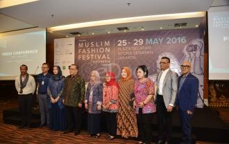 Lewat MUFFEST 2016 Indonesia Targetkan Jadi Kiblat Busana Muslim Dunia