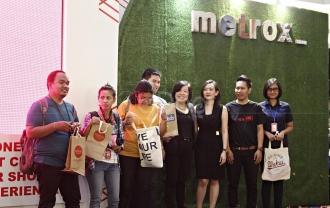 Metroxgroup Luncurkan ME Card Bagi Pelanggan Setia