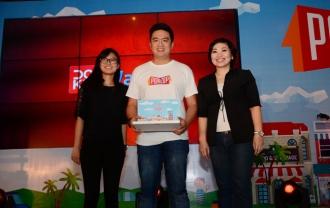 POPAZOP, Virtual Shopping Town Pertama Di Indonesia