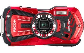 Ricoh WG-30 Kameranya Para Petualangan