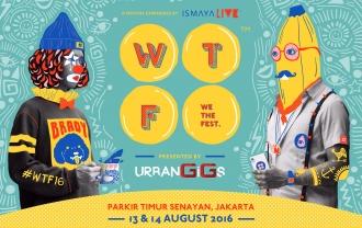 We The Fest 2016 Kembali Umumkan Lineup Baru