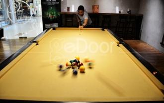 Yuk Hangout Sambil Main Billiard Di Break Time