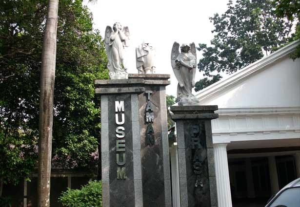 Museum Taman Prasasti (Saksi Bisu)