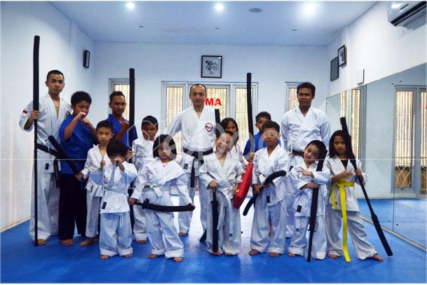 Family Martial Arts Kenalkan Seni Bela Diri Chanbara