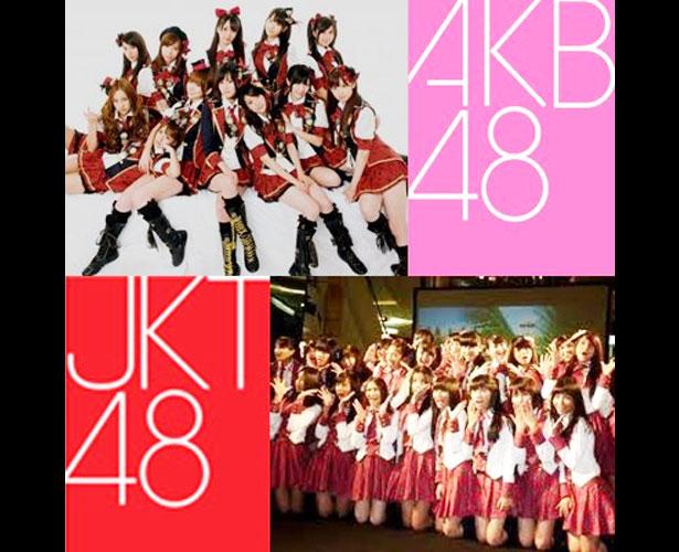 AKB48 datang ke Jakarta