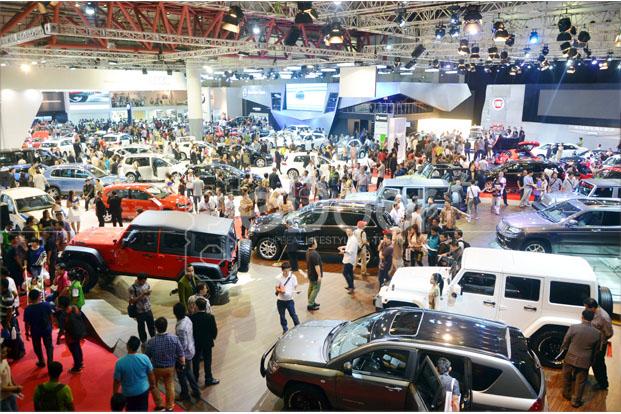 Indonesia International Motor Show (IIMS) 2013 Kampanyekan Smart Vehicle Mobility