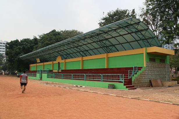 Lapangan Terbuka Banteng