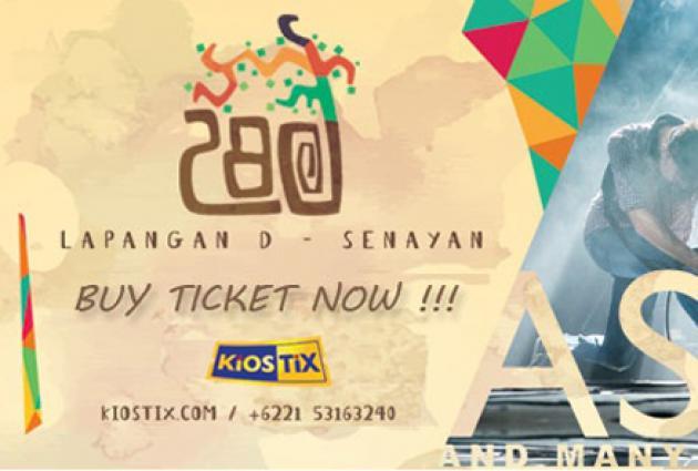 280 Festival Siap Di Gelar Di Senayan