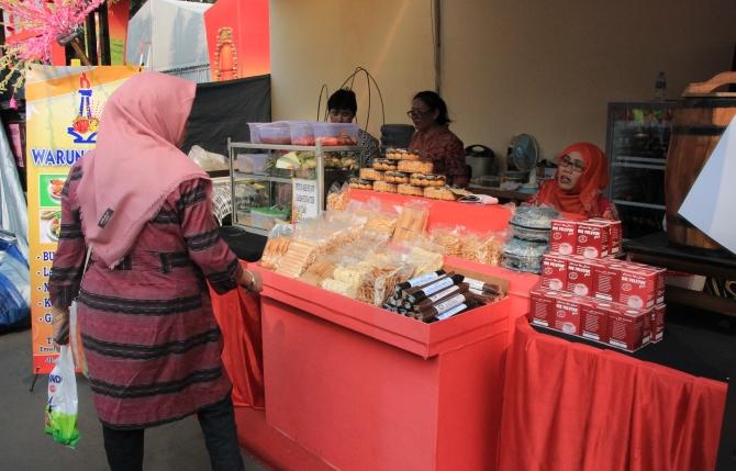 Aneka Menu Lezat Berbuka Puasa di Jakarta Fair