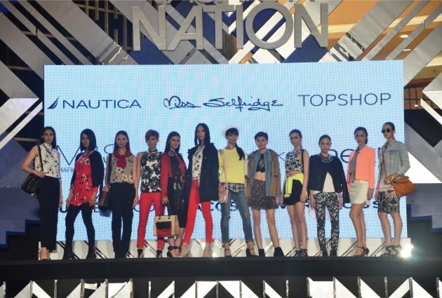 Brand Fashion Ternama Warnai Fashion Nation 2014