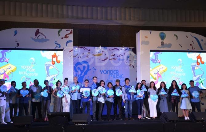 Dukung Industri Musik Tanah Air XL Dan Yonder Luncurkan Aplikasi Yonder Music