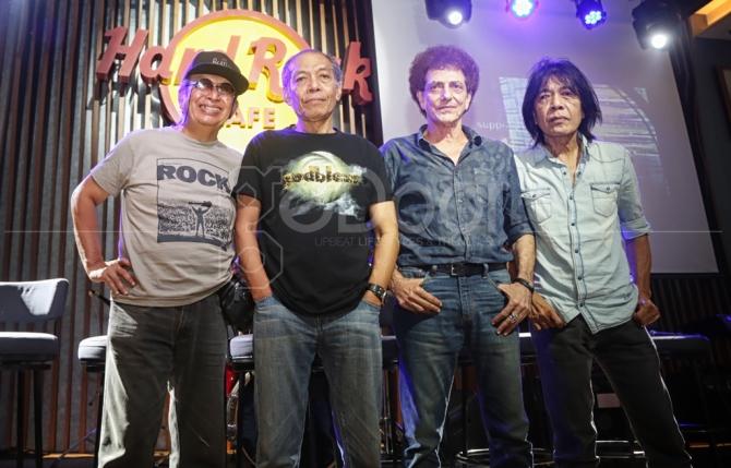 Genap 42 Tahun Berkarya God Bless Gelar Konser Tunggal