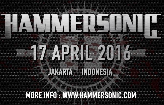 Hammersonic 2016 Siap Digelar Dengan Konsep Berbeda