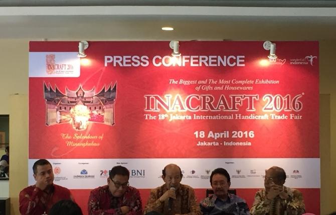 INACRAFT 2016 Hadir Mengusung Minangkabau