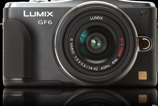 Panasonic DMC-GF6 Camera Pocket Dengan Koneksi Wifi