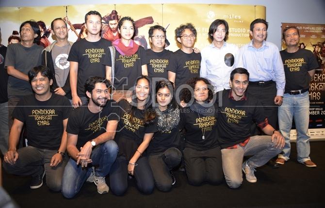 Pendekar Tongkat Emas Siap Tayang Di Bioskop Bulan Desember 2014