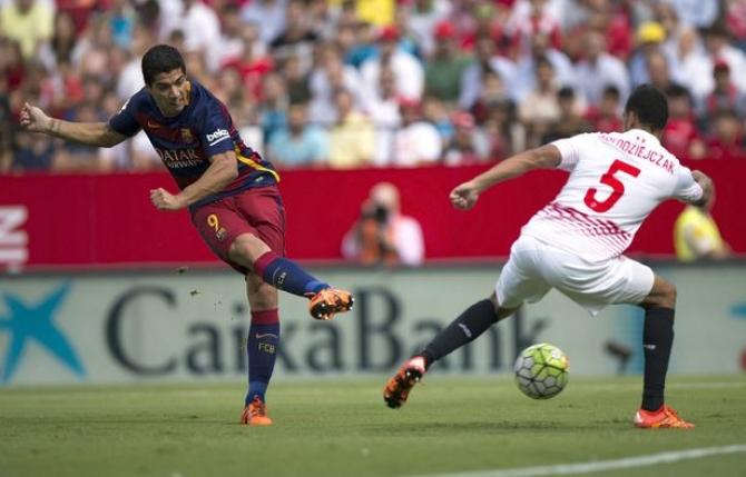 Sevilla Menang Atas Barcelona