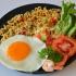 Makan Mie Mirip Dengan Bungkusnya, Cuma Ada Di Mix Diner & Florist