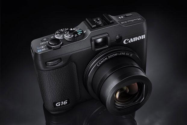 Canon G16 Hadir Dengan Fitur Wi-Fi