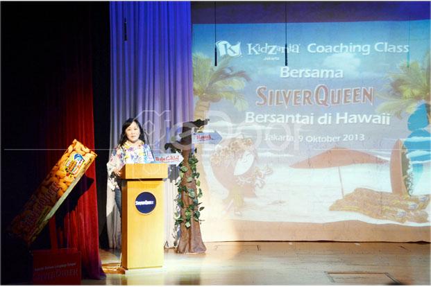 Coaching Class Kidzania Bersama Silverqueen