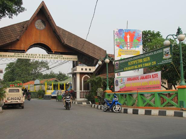 HUT Jakarta ke-484