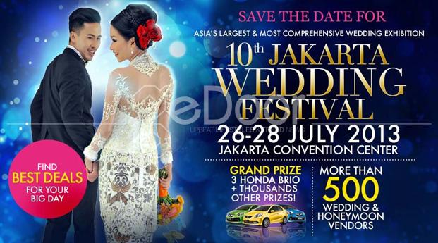 10th Jakarta Wedding Festival