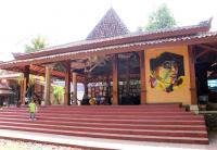 Pendopo Museum Layang-Layang
