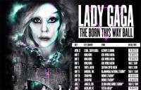 Lady Gaga akan Konser Bulan Juni