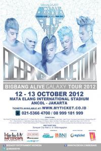 Bigbang Alive Tour 2012