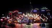 Merayakan Malam Tahun Baru 2013 di Hong Kong