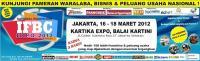 IFBC EXPO 16-18 Maret 2012