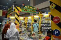 Jakarta Book Fair 2012