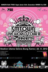 SM TOWN WORLD TOUR III