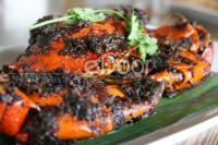 Rasane Resto Tawarkan Sensasi Special Kepiting Asap