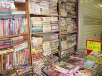 Komik Dan Novel Bekas Di Bursa Buku Murah Blok M