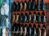 Berburu Sepatu Impor Di Jl. Sultan Agung