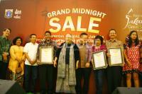 Grand Midnight Sale FJGS 2013 Pecahkan Rekor Dunia