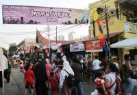 Festival Jalan Jaksa 2011