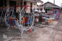 Ayunan Anak Anak Pasar Parung